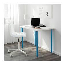 Table Ikea Blanche Ikea Table Top Ironing Board Linnmon Adils Table White Black Ikea