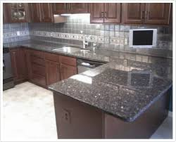 blue pearl granite with white cabinets deep blue pearl granite denver shower doors denver granite
