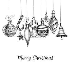 black and white ornaments royalty free