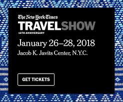 General information the new york times travel show