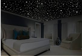 cute ceiling decoration with plug in light ideas for bedroom design valentines space architecture stickers diy pull