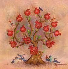 armenian family tree design family crest armenian miniature