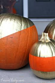 Halloween Pumpkin Decorating Ideas No Carve Pumpkin Decorating Ideas Because Glitter Huffpost