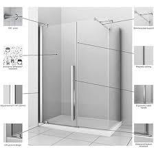 Canada Shower Door Shower Door Zitta Canada Shower Doors Bathworks Showrooms