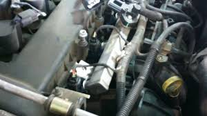 intake manifold replacement ford escape mazda tribute 2 3l install