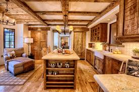 basement kitchen designs bathroom archaiccomely rustic kitchen designs design ideas blog