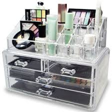 Bathroom Makeup Storage Ideas by Makeup Storage 40 Outstanding Makeup Organizer For Countertop