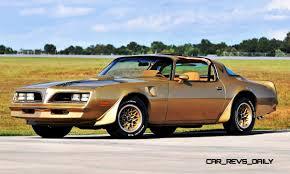 2014 Pontiac Trans Am Pontiac Firebird Trans Am Y88 Se Gold Edition 1