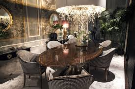 Royal Dining Room Dining Rooms This Stunning Dining Room Is All About Gold A Royal