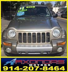 2002 jeep liberty fog lights 2002 jeep liberty renegade 4dr 4wd suv in yonkers ny arxondas motors