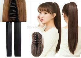 ponytail extension 70cm 150g ponytail wholesale new style hairpiece cl