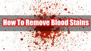 Getting Blood Out Of Upholstery How To Remove Blood Stains From Mattress Carpet Clothes With