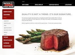 ruth s chris gift cards customer spotlight ruth s chris steak house fonts