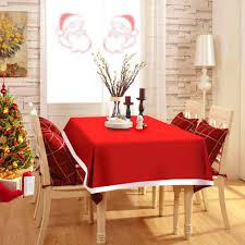 luxury christmas embroidery tablecloth holiday gift ideas dining