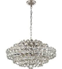 Hicks Pendant Knockoff Visual Comfort Arn5105pn Cg Aerin Sanger Small Chandelier In