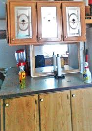 can you paint glass kitchen cabinets mobile home cabinet decoration ideas hometalk