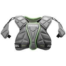 mx lacrosse shoulder pads