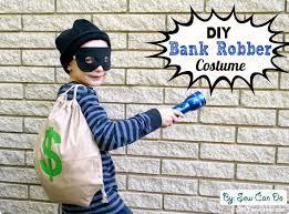 Halloween Burglar Costume Sew Easy Diy Costumes Bank Robber U0026 Boo Tiful Ghost