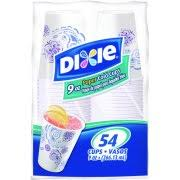 dixie cups dixie wax treated cold paper cups 3 oz 2400 count walmart