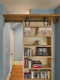 Diy Hidden Bookcase Door Detailed Tutorial For Making A Hidden Bookcase Door I Solemnly