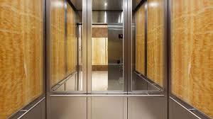 Cermin Brown nggak sembarang pasang cermin di dalam lift ternyata ada artinya