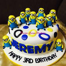 minion birthday cakes birthday cakes pastries