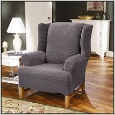 2 piece t cushion chair slipcover chair slipcovers pinterest