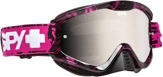 prescription motocross goggles spy whip mx goggle unisex