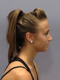 hair with poof on top hair requirements charlee s elite school of dance