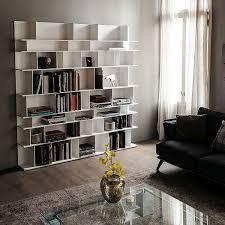 Librerie Bifacciali Ikea by Libreria Salotto Bianca Come Arredare Con La Libreria Libreria