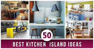 kitchen with island ideas 50 best kitchen island ideas for 2017