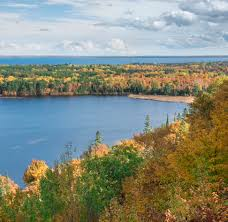 Narrow Picture Ledge 11 Places To Hike Bike And Paddle This Fall Michigan