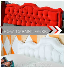 Paint A Headboard by Epic Room Makeover Tufted Headboard Tutorial How To Paint Fabric