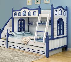 made to order luxury magnificent bunk bed with stairs www