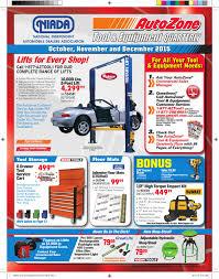 led test light autozone autozone niada q4 15 tool equipment catalog by niada issuu