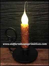 led window candle icancast