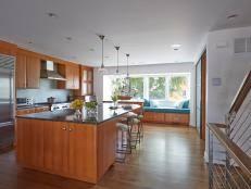ideas for kitchen flooring kitchen flooring ideas pictures hgtv