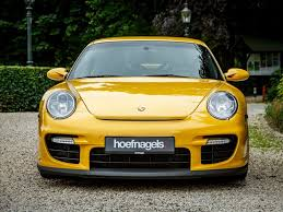 yellow porsche 911 yellow 2008 porsche 911 997 gt2 is up for grabs cabin is fully
