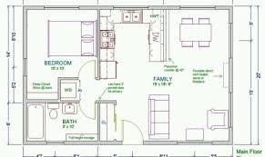 1 bedroom guest house floor plans 18 top photos ideas for 1 bedroom guest house floor plans house