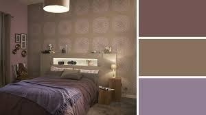 chambre aubergine et beige idées décoration intérieure