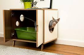 Kitty Litter Bench Large Cat Litter Box Furniture Cat Litter Furniture Ideas