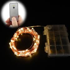 battery operated led string lights waterproof 33ft 10m 100led waterproof battery operated led string lights