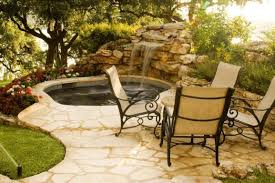 100 backyard waterfall lawn u0026 garden small natural