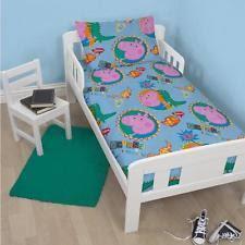 Peppa Pig Bed Set by Peppa Pig Duvet Set Ebay