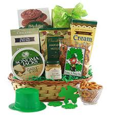 Gift Basket Ideas For Raffle St Patrick U0027s Day Gift Baskets Diygb