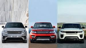 land rover velar 2017 2018 range rover velar vs sport vs evoque youtube