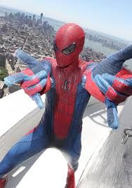 spider man week nyc amazingspiderman u003c the suit didn u0027t look to