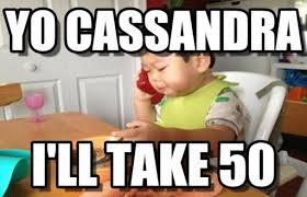 Baby Business Meme - yo cassandra business baby meme on memegen