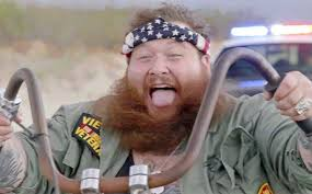 Action Bronson Rare Chandeliers by Action Bronson Is An Acidhead Outlaw Biker In The U0027easy Rider U0027 Video