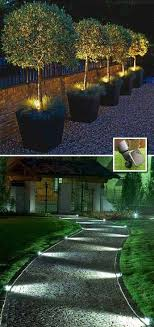 spot lights for yard 24 low cost ways to power up your homes curb appeal spotlight